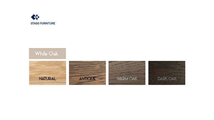 Colour Palette Oak Logo