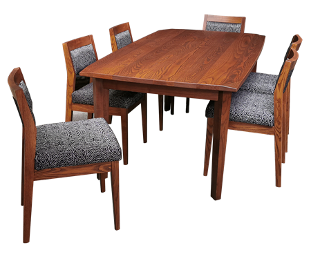 HS Ash Dining Table